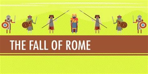 The Fall Of The Roman Empire Essay Example for Free